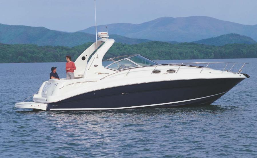 Sea Ray 320 Sundancer MOtor Cruiser Miami
