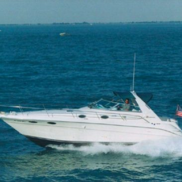 Searay 320 Sundancer Charter Miami