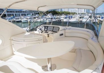 Azimut for charter Miami