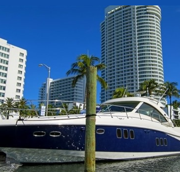 Sea Ray 48 ft for Charter
