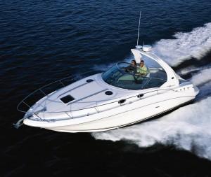Sea Ray 320 Sports Cruiser for Rent in Miami