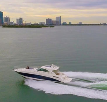 Sea Ray 55 Sundancer for Rent 2