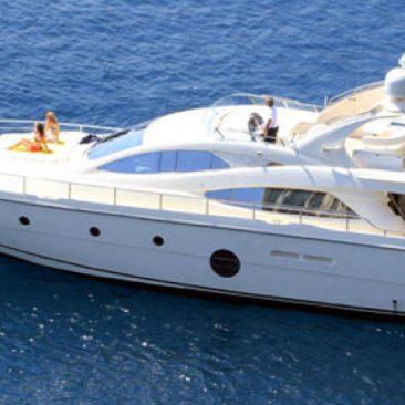 Aicon 67 Motor Yacht for Charter Miami